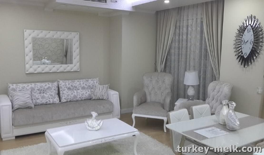 اجاره آپارتمان در آنتالیا یکخوابه