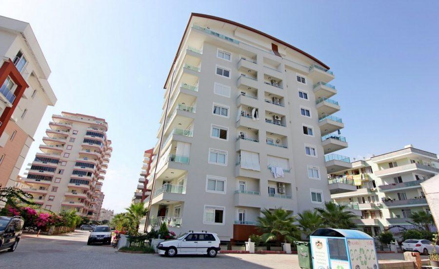 آپارتمان فروشی در آلانیا
