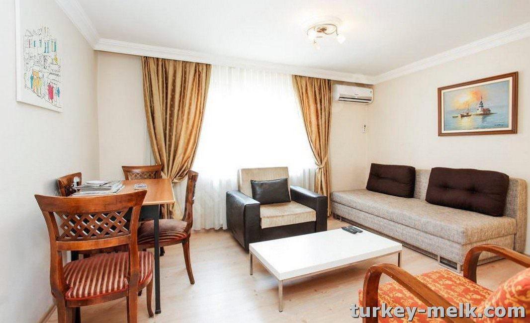 آپارتمان اجاره ای در استانبول لوکس