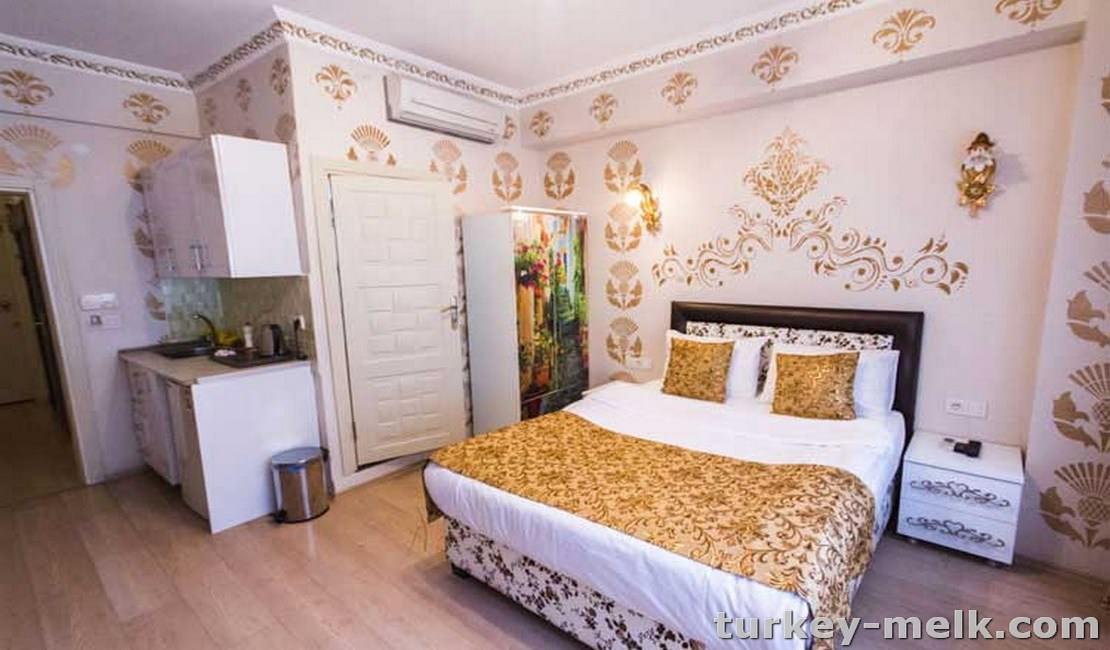 خانه لوکس اجاره ای در استانبول