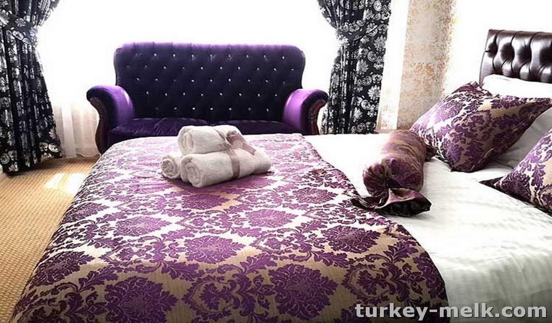 خانه اجاره ای در استانبول سه خوابه