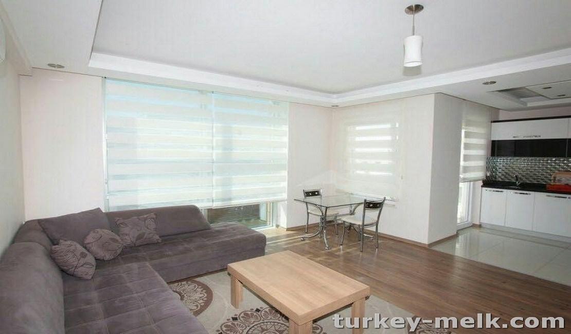 خانه دوخوابه اجاره ای در آنتالیا کد 5048