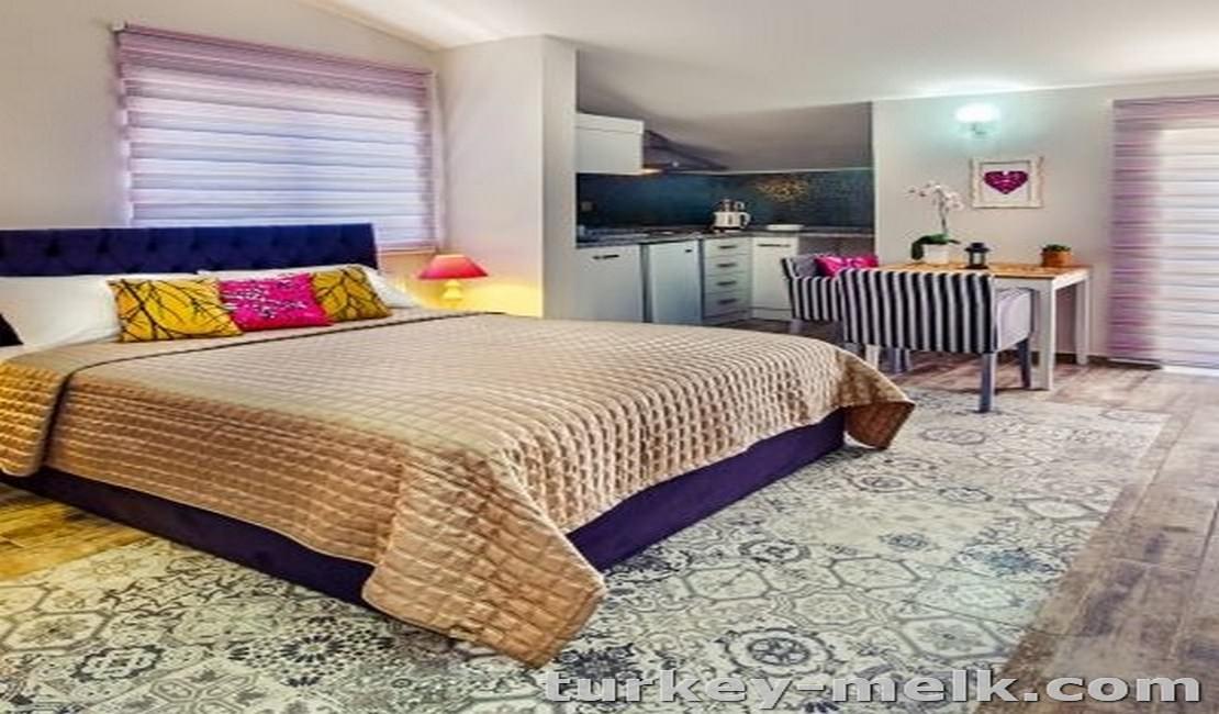 خانه اجاره ای مبله در آنتالیا