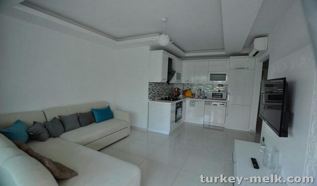 آپارتمان اجاره ای در آنتالیا مبله