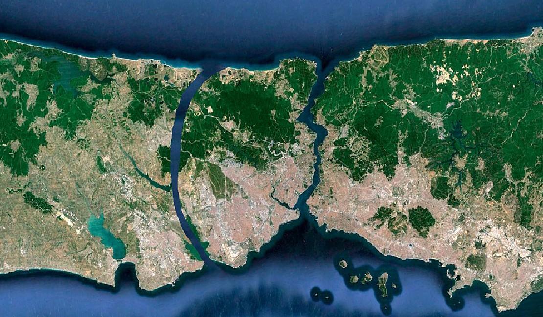 کانال استانبول یکی از پروژههای مهم و اساسی دولت ترکیه