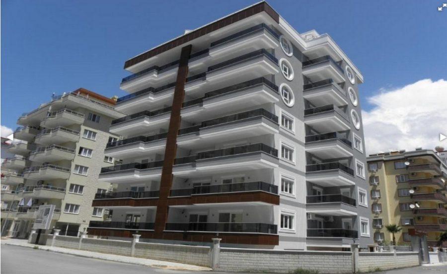 فروش آپارتمان و پنت هاوس در آلانیا