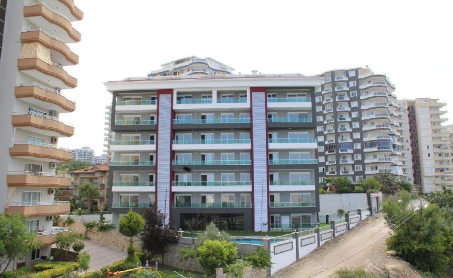 آپارتمان فروشی در آلانیا با نرخ ویژه