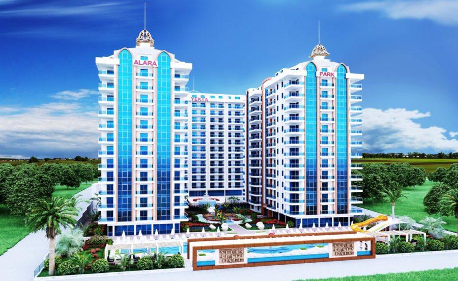 خرید آپارتمان با منظره دریا در آلانیا شماره 0018