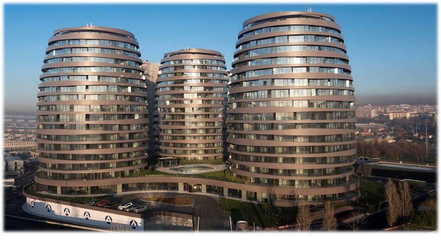 خرید آپارتمان از پروژه سوپرلوکس در استانبول شماره 090