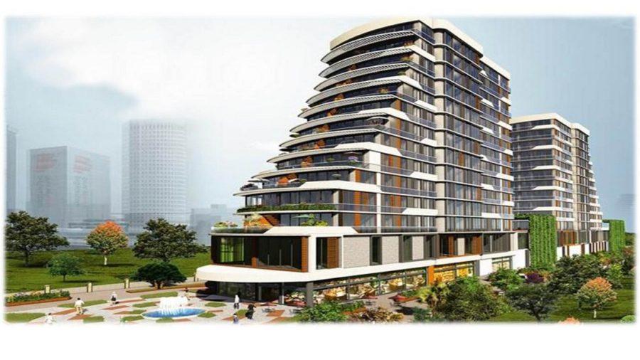 خرید ملک در استانبول از پروژه ایی ویژه برای سرمایه گذاری شماره 009