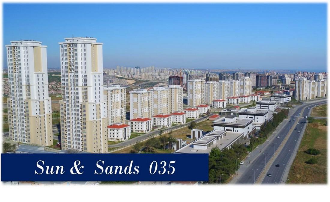 فروش اقساطی املاک در شهرک مسکونی در استانبول
