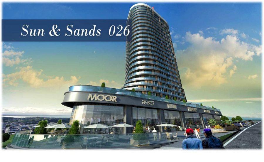 پیش فروش واحدهای مسکونی پروژه بی نظیر در استانبول