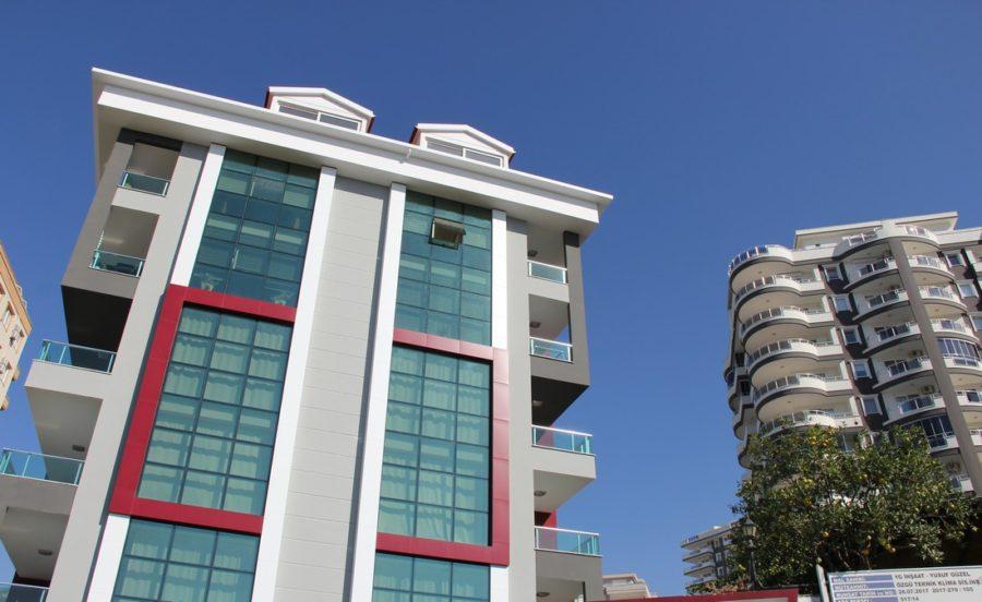 فروش یک واحد مسکونی دوبلکس نوساز در آلانیا