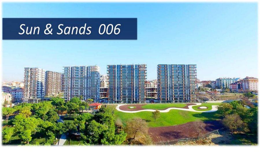 خرید آپارتمان مدرن در استانبول