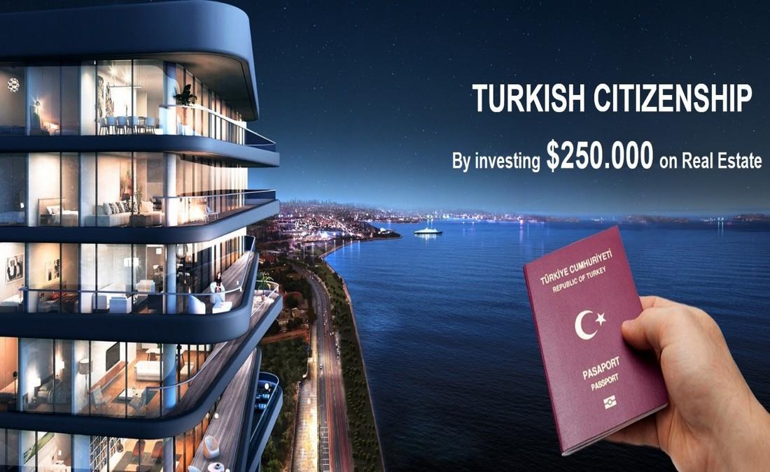 اخذ شهرندی ترکیه از طریق خرید ملک