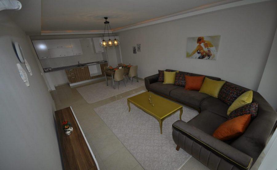 فروش آپارتمان یک خوابه در آلانیا