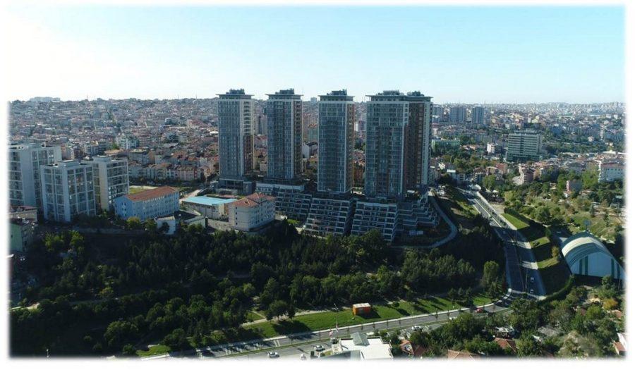 آپارتمان های فروشی در منطقه ایوب استانبول