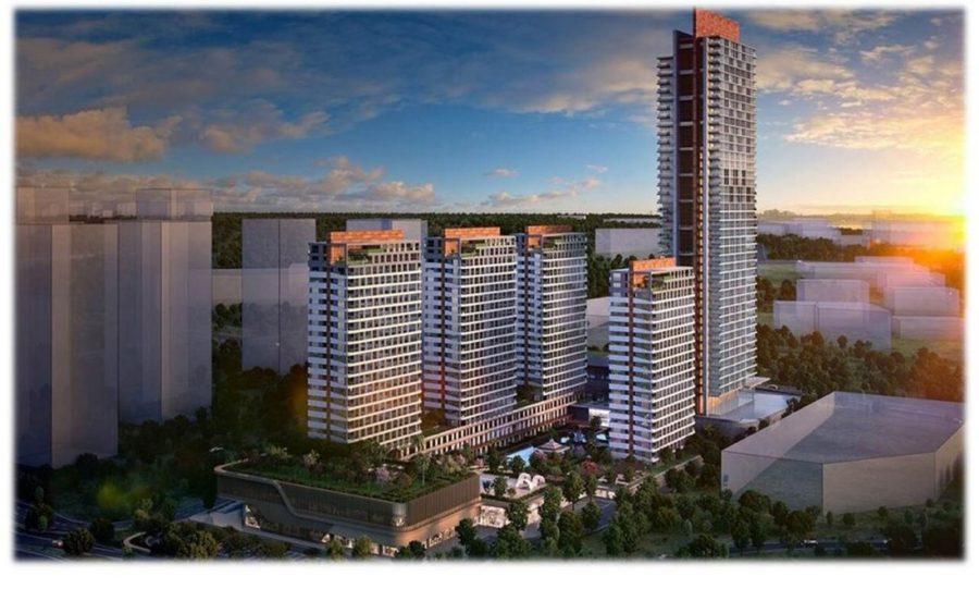خرید واحدهای مسکونی از پروژه ای بی نظیر در استانبول