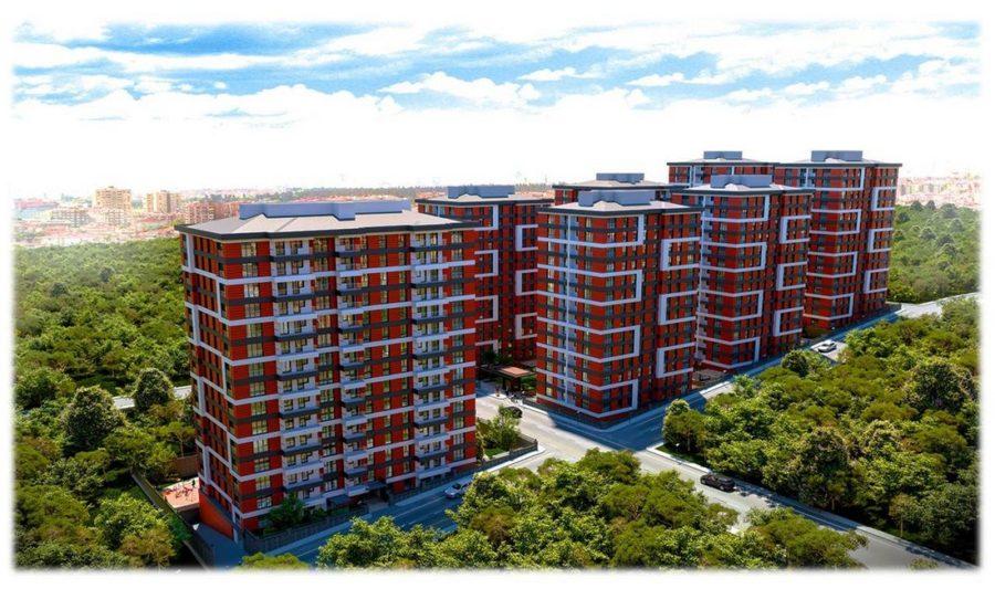پیش فروش واحدهای مسکونی در منطقه باجیلار استانبول