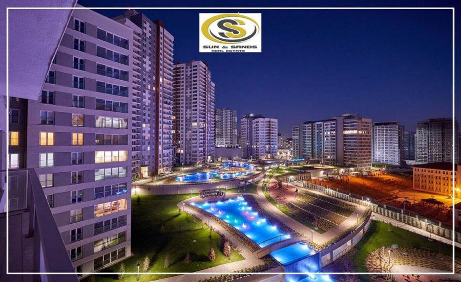 خرید آپارتمان در منطقه باشاک شهیر استانبول