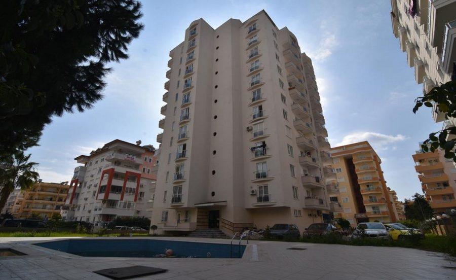 آپارتمان فروشی سه خوابه در آلانیا فروش فوری