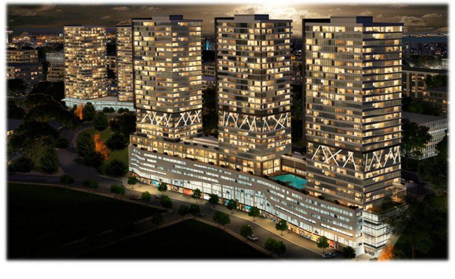 خرید واحد های نوساز دربخش آسیایی استانبول