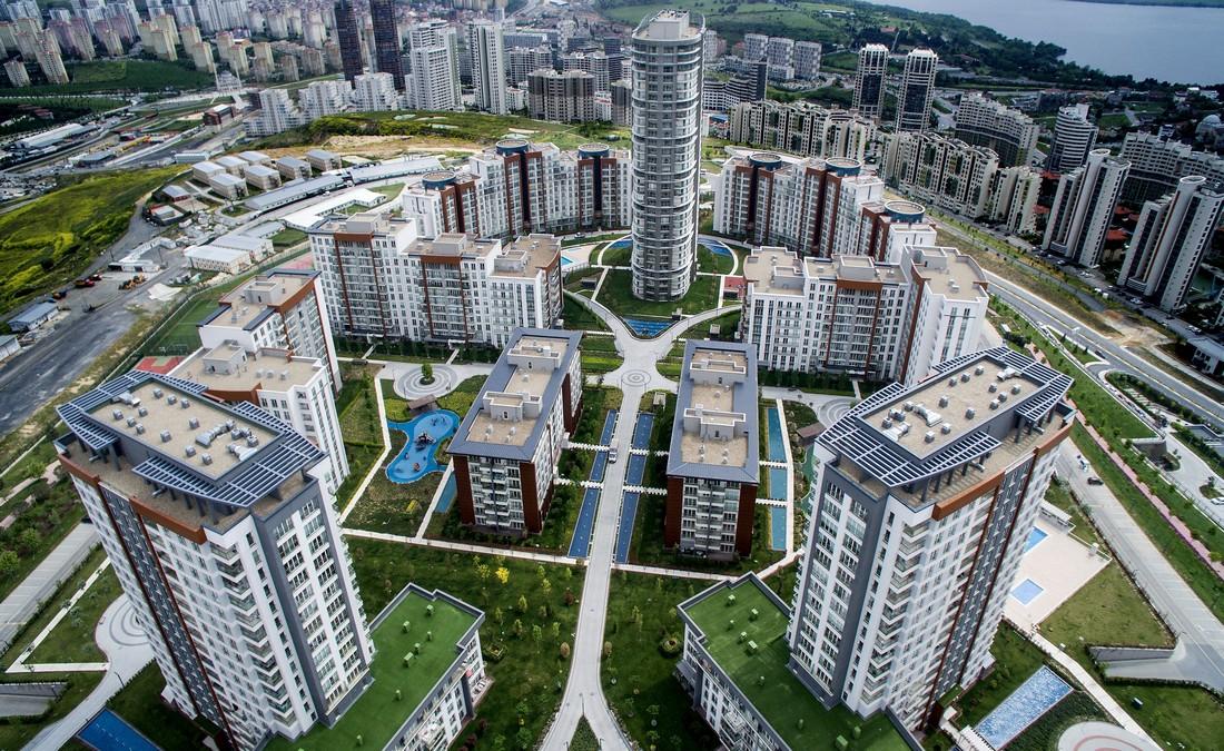 خرید آپارتمان در یکی از بزرگترین پروژههای استانبول