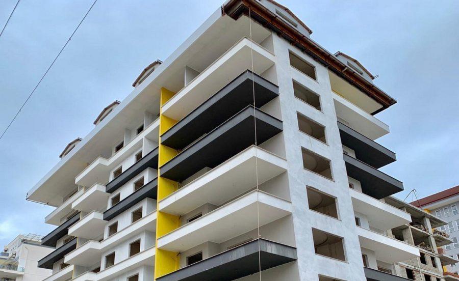 پیش فروش واحد های مسکونی در منطقه محمودلار آلانیا