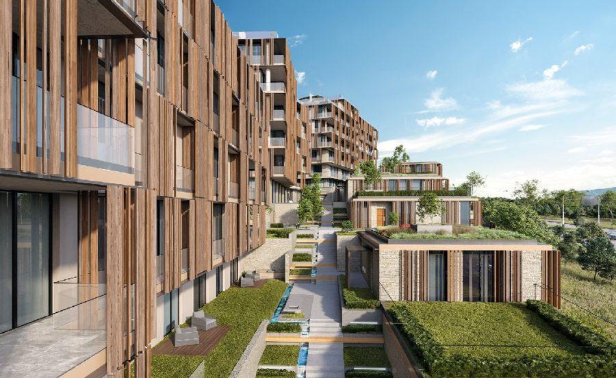 آپارتمان در منطقه بیکوز