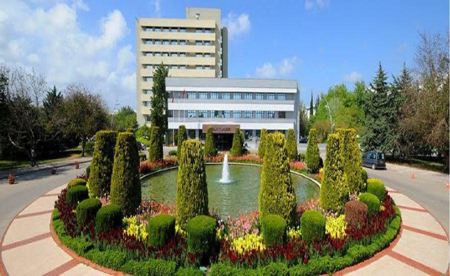دانشگاه آک دنیز آنتالیا