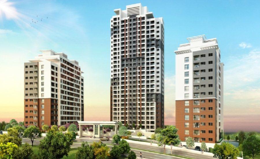 آپارتمان در باشاک شهیر استانبول