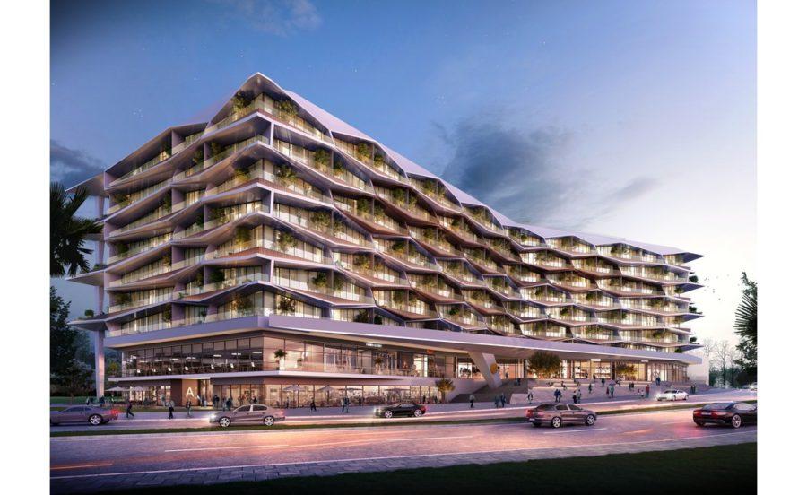 خرید واحد مسکونی نوساز در مرکز شهر استانبول