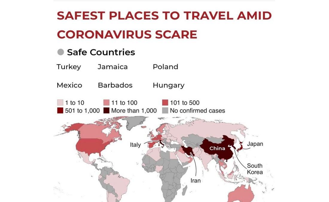 وضعیت ترکیه در بحران جهانی ویروس کرونا