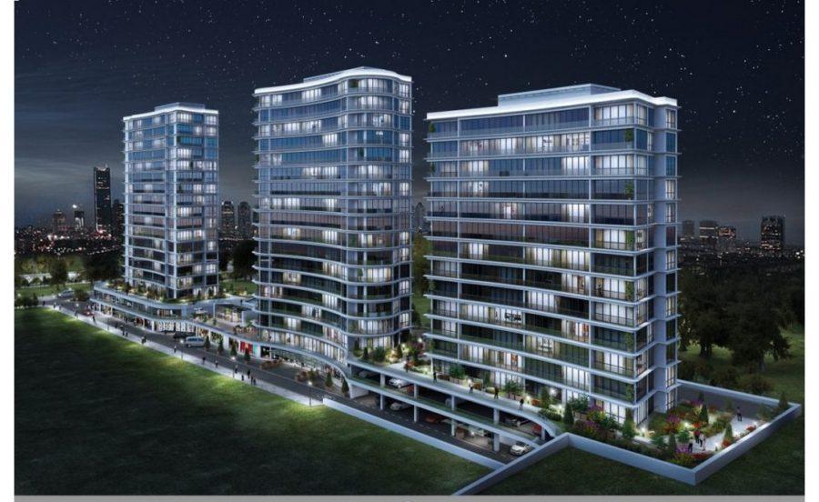 خرید آپارتمان در منطقه باسین اکسپرس استانبول