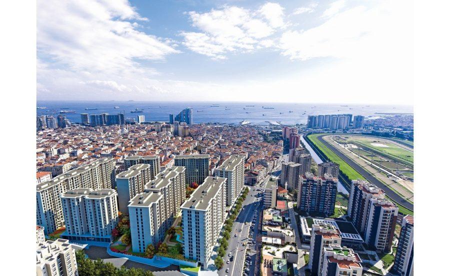 خرید آپارتمان در زیتین بورنو استانبول با موقعیت عالی