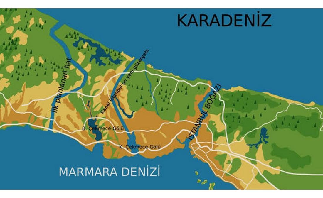منطقه کوچوک چکمجه استانبول