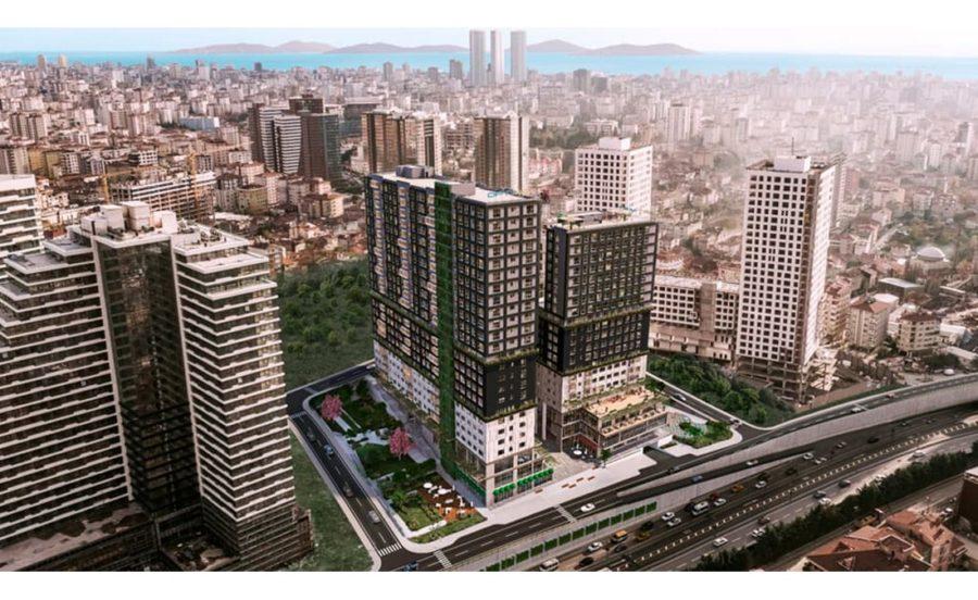 خرید آپارتمان با قیمت مناسب در منطقه کادیکوی استانبول