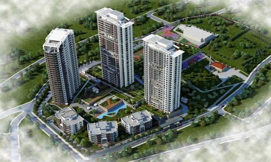 خرید آپارتمان با منظره بسیار عالی در منطقه آسیایی کارتال استانبول شماره 470