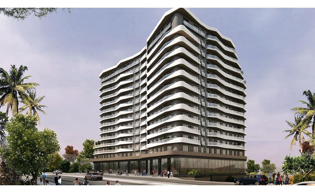 خرید آپارتمان در منطقه کوچوک چکمجه استانبول