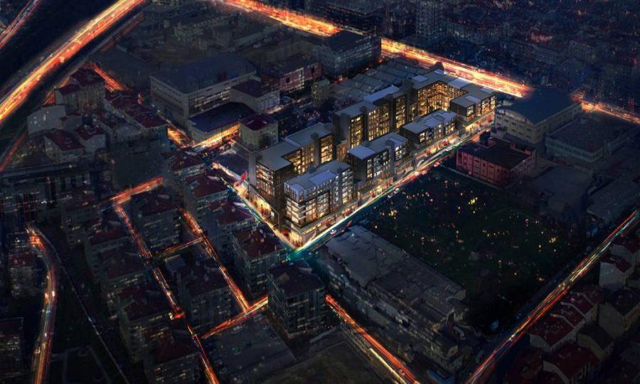 خرید آپارتمان با موقعیت عالی در منطقه اسن یورت استانبول شماره 245