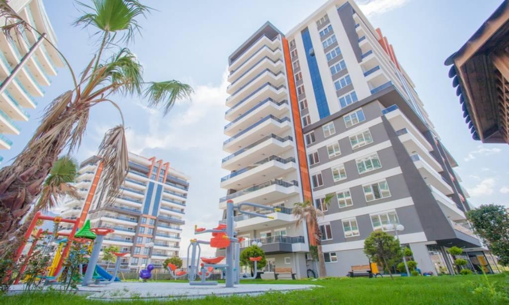 خرید آپارتمان با تمام امکانات رفاهی در منطقه محموتلار آلانیا شماره 106