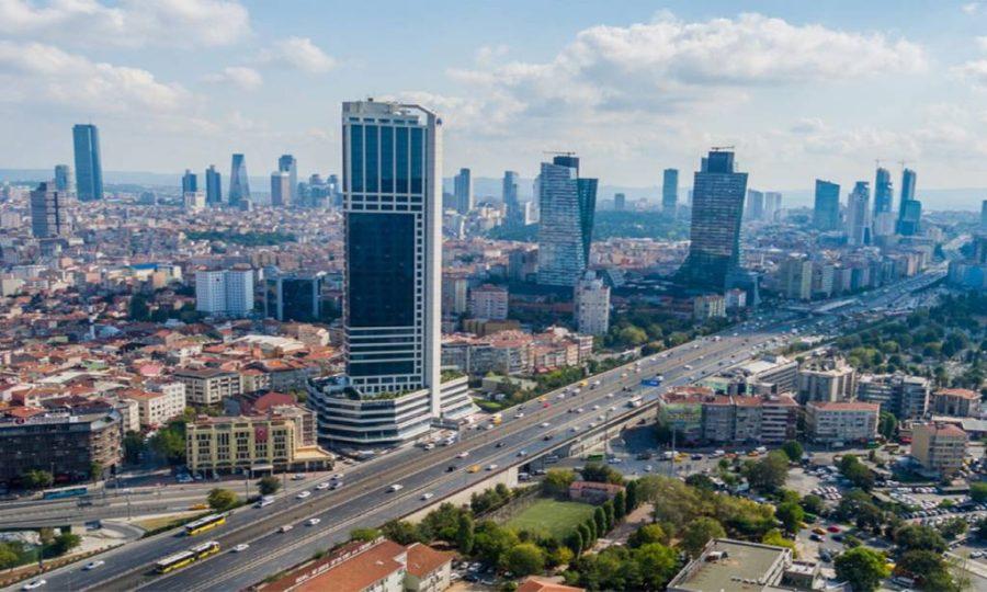 سرمایه گذاری با خرید آپارتمان اداری در منطقه شیشلی استانبول شماره 319