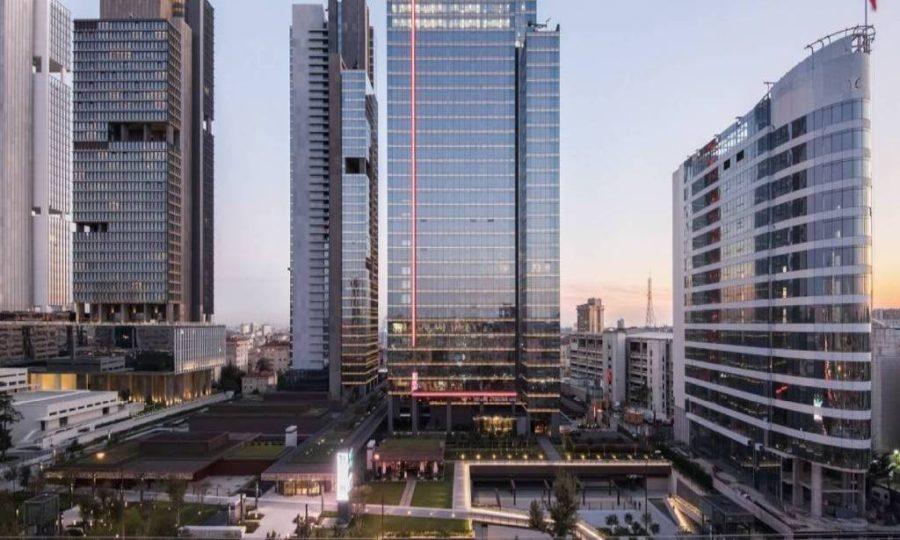 خرید آپارتمان سوپر لوکس در منطقه شیشلی استانبول شماره 419