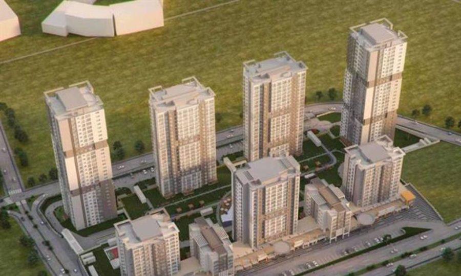 خرید آپارتمان در منطقه باهچه شهیر استانبول شماره 247