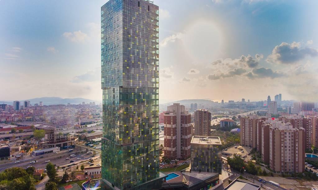 خرید آپارتمان با دسترسی عالی و منظره دریا در منطقه کارتال استانبول شماره 472