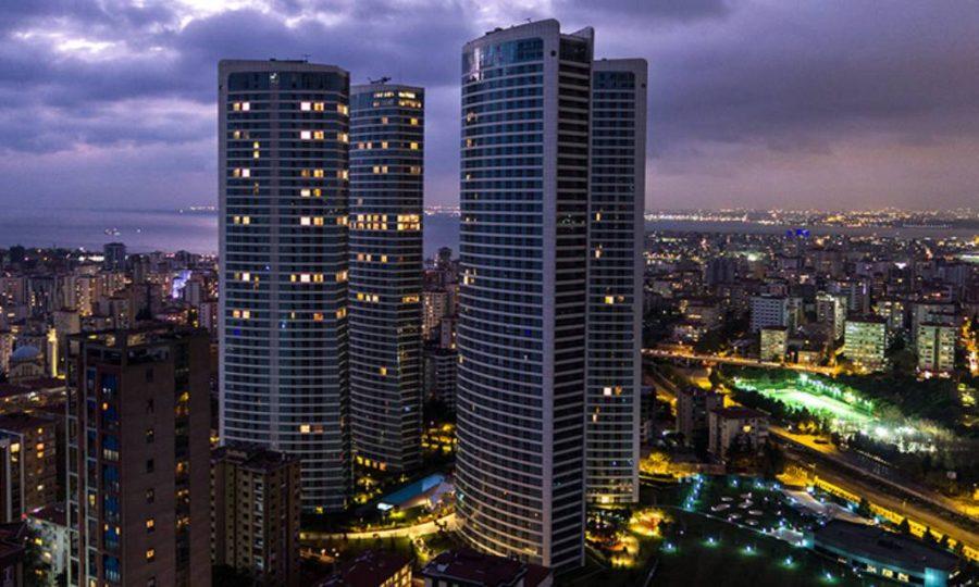 خرید آپارتمان سوپر لوکس در یکی از بهترین مناطق استانبول شماره 412
