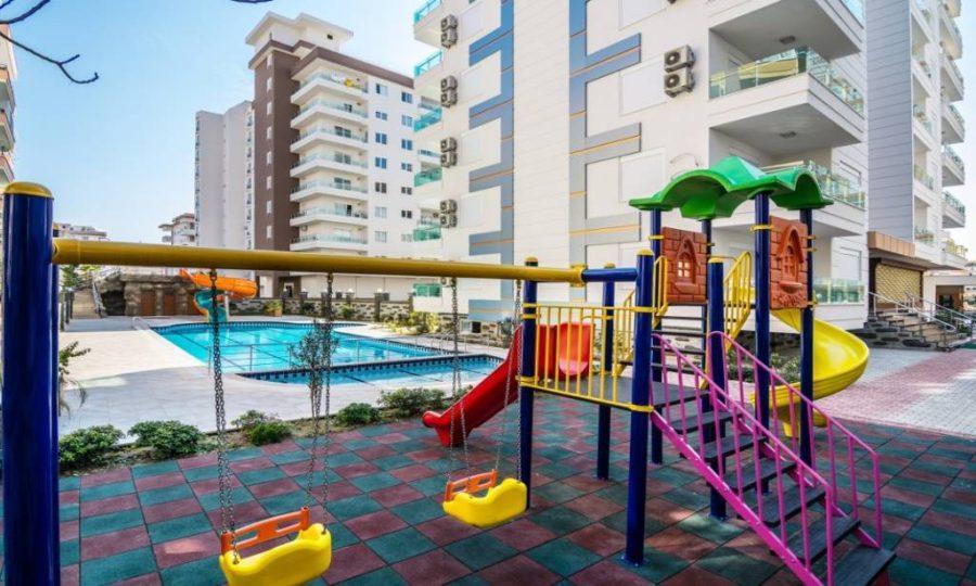 خرید آپارتمان در مرکز منطقه محموتلار آلانیا شماره 120
