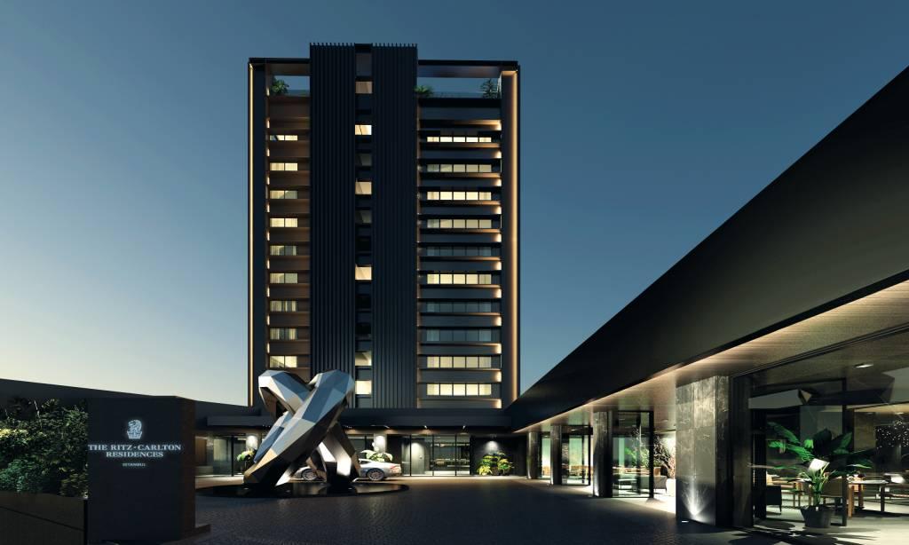 خرید آپارتمان بسیار لوکس با امکانات هتل 5 ستاره در منطقه نیشانتاشی استانبول شماره 508