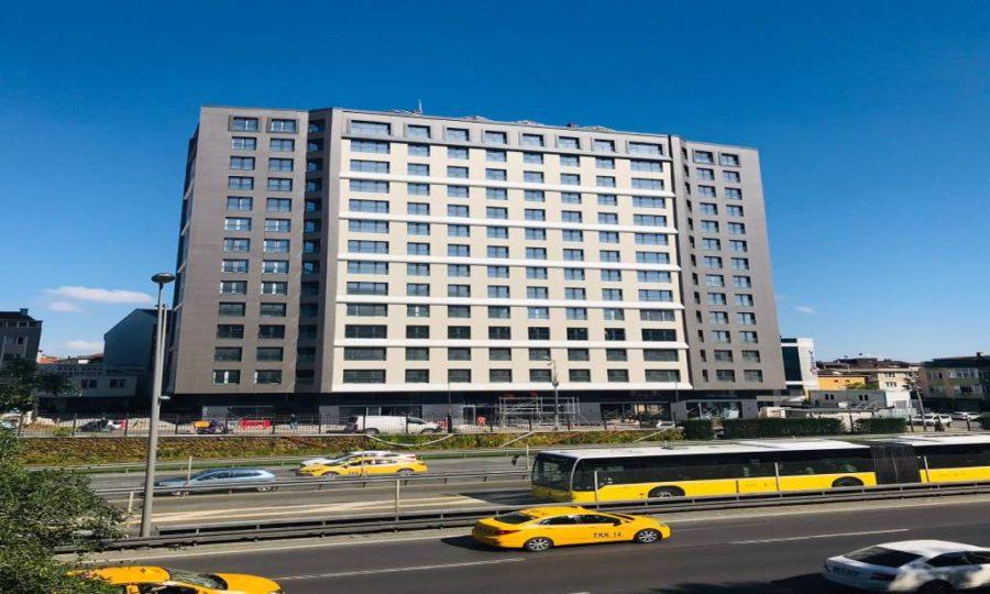 خرید آپارتمان با دسترسی فوق العاده در منطقه کاییتحانه استانبول شماره 482