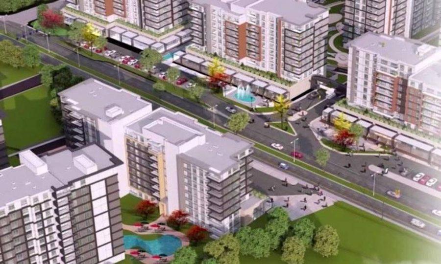 خرید آپارتمان مناسب سرمایه گذاری در منطقه کوچوک چکمجه استانبول شماره 506